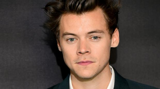 Harry Styles will be presenting an award (Ian West/PA)