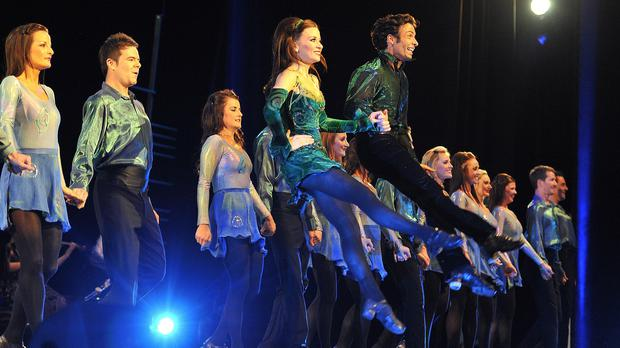 Riverdance return with an updated show to mark its 25th anniversary (Carl de Souza/PA)