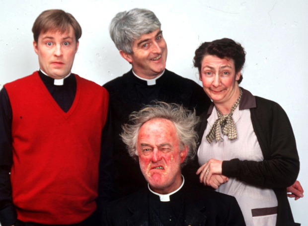 Father Ted communicates the essence of growing up in pre-Celtic Tiger Ireland