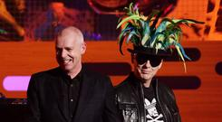 The Pet Shop Boys are 'very disappointed' after cancelling a concert in Bangkok (Yui Mok/PA)
