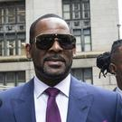R Kelly (Ashlee Rezin/Chicago Sun-Times via AP)