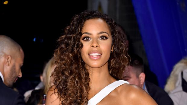 Rochelle Humes serenaded by Gary Barlow at star-studded 30th birthday (Matt Crossick/PA)
