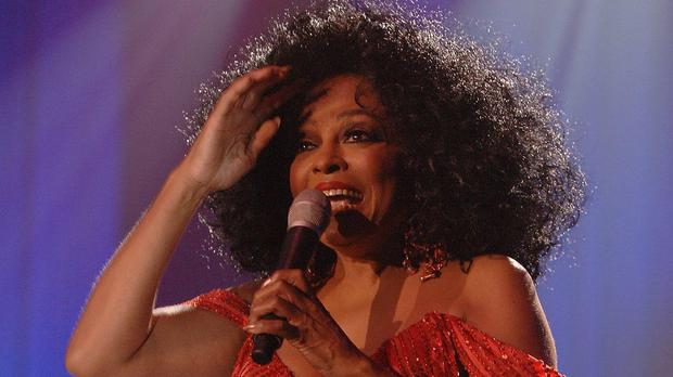 Diana Ross (Ian West/PA)