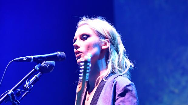 Ellie Rowsell of Wolf Alice (PA)