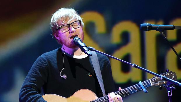 Ed Sheeran is among the most successful artists of 2018 (Greg Allen/PA)