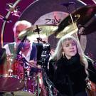 Fleetwood Mac on stage at the Isle of Wight Festival (Yui Mok/PA)
