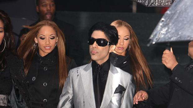 A rare album produced by Prince will go on sale on Record Store Day (Ian West/PA)