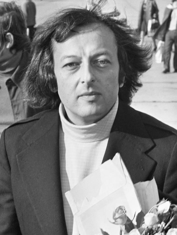 'Entertainer': André Previn