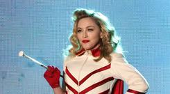 Madonna has been urged to abandon plans to play Eurovision. Photo: PA