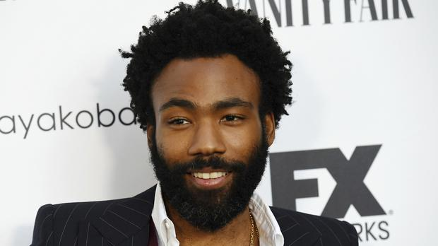 Rapper Childish Gambino brought day one of Coachella to a close (Chris Pizzello/Invision/AP)