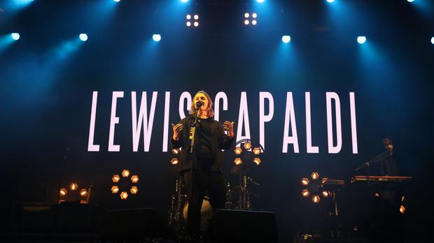 Lewis Capaldi will perform at a series of UK arena venues in 2020 (Andrew Milligan/PA)