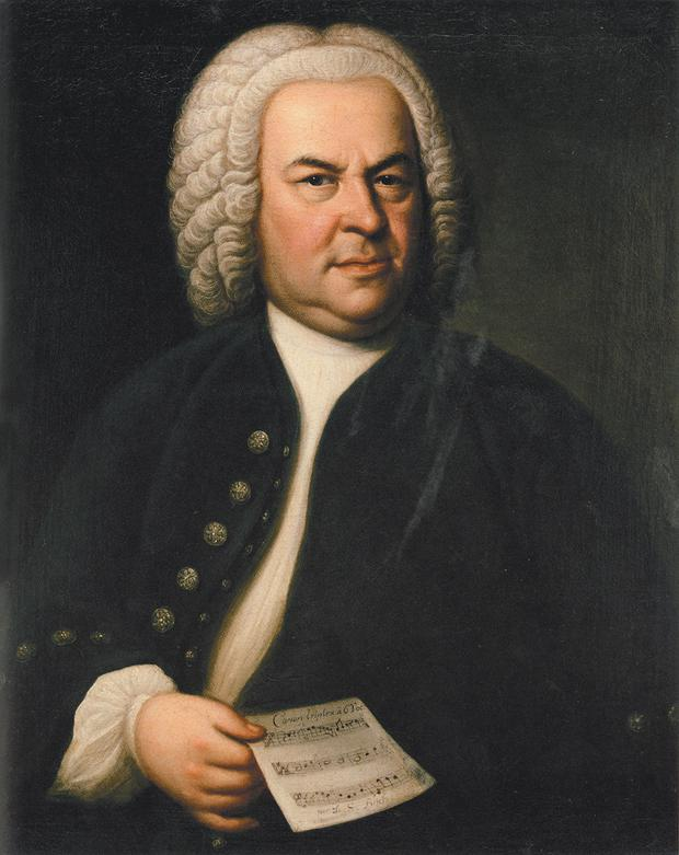 Almost forgotten: Bach