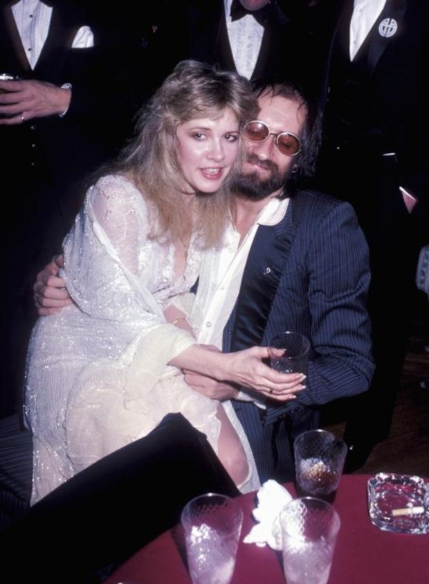 But now it's gone: Fleetwood Mac's 'Sara' is said to be about Mick Fleetwood's brief affair with Stevie Nicks