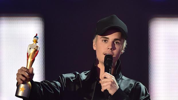 Justin Bieber has called for a Fox News host to be sacked after accusing her of 'disrespecting' the late rapper Nipsey Hussle (Dominic Lipinski/PA)