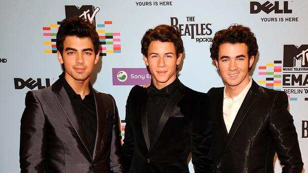 The Jonas Brothers have announced their fifth album (Ian West/PA)