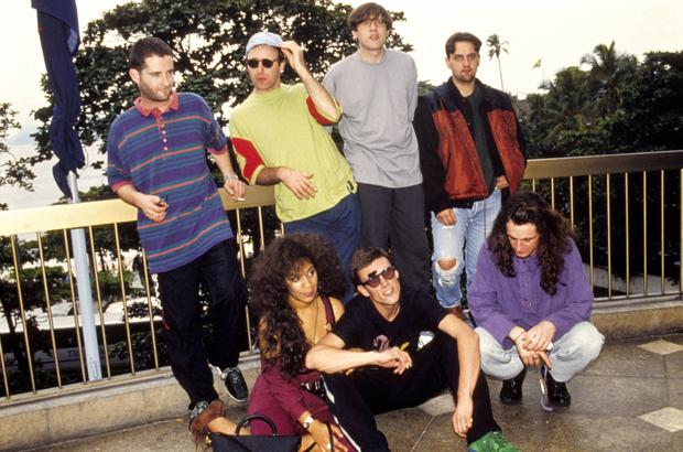 Starting point: Happy Mondays were the first Madchester band