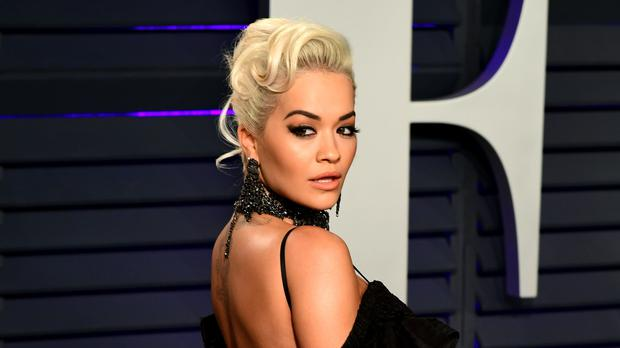 Rita Ora to perform at Soccer Aid as she is named Unicef UK ambassador (Ian West/PA)