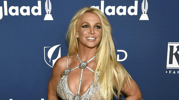 Britney Spears may never perform on stage again, her long-time manager has warned (Chris Pizzello/Invision/AP, File)