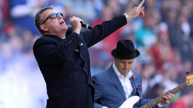 Madness rose to prominence in the 1980s (Simon Cooper/PA)