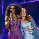 Mel B hopes the sound quality will be better for the next Spice Girls concert (PA)