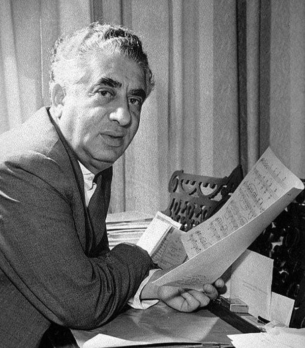 City of sounds: Khachaturian was born in Tibilisi but his family was Armenian