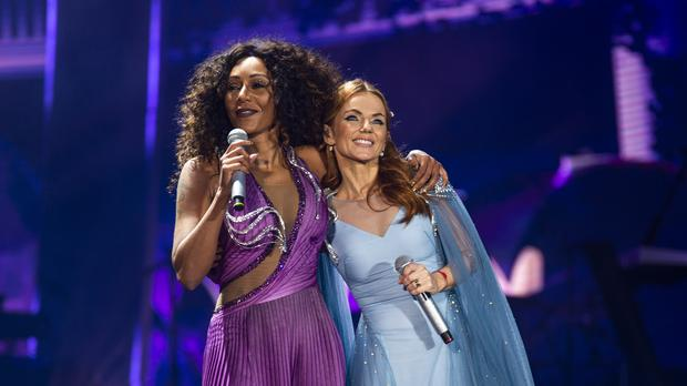 Mel B says Spice Girls' Wembley gig is 'most important days' of her life (Andrew Timms/PA)