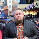 Rag'n'Bone Man at the Toy Story 4 premiere in London (Ian West/PA)