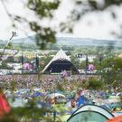 The band was booked to play at Glastonbury. (Matt Crossick/PA)