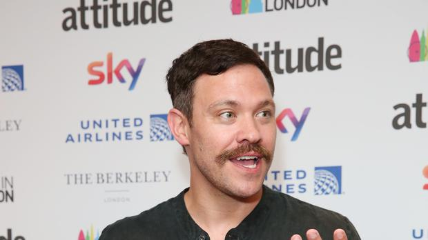 Will Young has released his new album Lexicon (Isabel Infantes/PA)