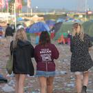 Around 200,000 people are preparing to head to Glastonbury Festival this week (Ben Birchall/PA)