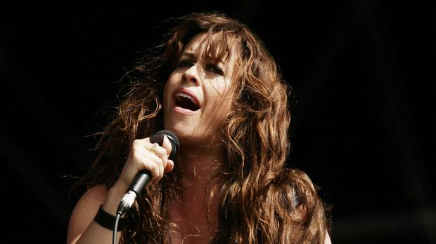 Alanis Morissette says her song Hands Clean was about rape (Yui Mok/PA)