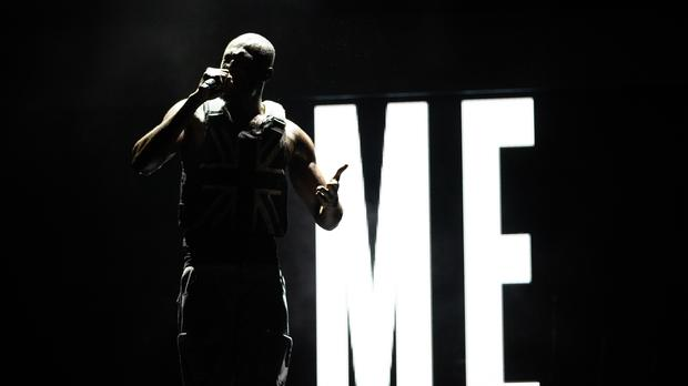 Stormzy's headline performance at Glastonbury was hailed by fans (Aaron Chown/PA)