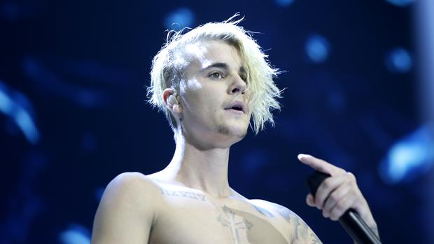 Justin Bieber has been accused of 'degrading women' by a choreographer who worked on his world tour (Yui Mok/PA)
