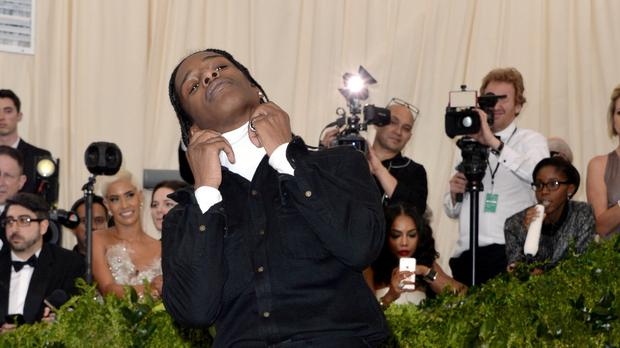 Rapper ASAP Rocky has reportedly been arrested in Sweden on suspicion of aggravated assault (Aurore Marechal/PA)