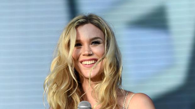 Singer Joss Stone has said she was deported from Iran (Tabatha Fireman/PA)