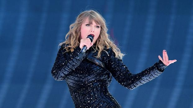 Taylor Swift tops the list (Ian West/PA)