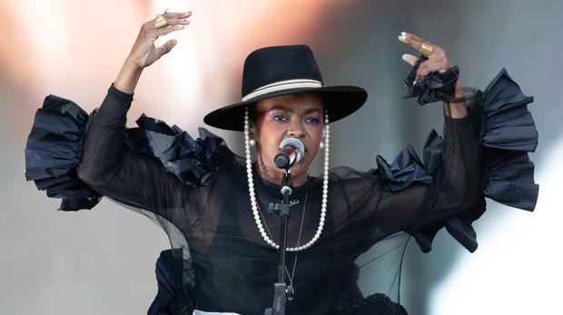 Lauryn Hill was on the line-up for Livewire this year (PA)