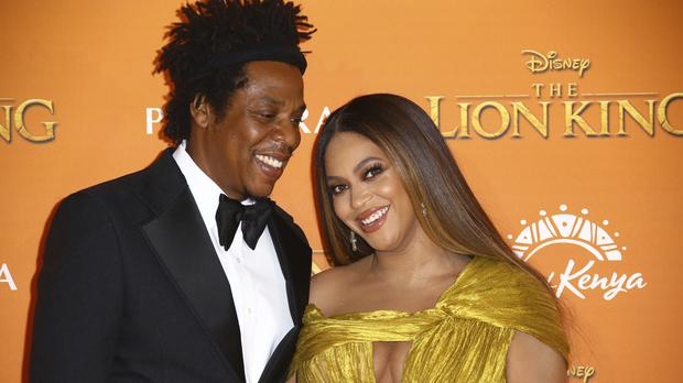 Jay-Z and Beyonce (Joel C Ryan/Invision/AP)