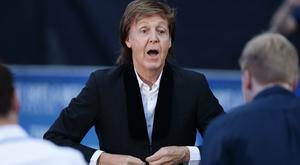 Sir Paul McCartney (Yui Mok/PA)