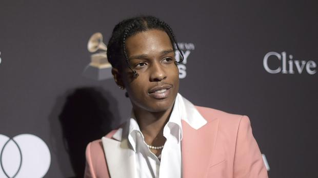 ASAP Rocky (Richard Shotwell/Invision/AP, File)