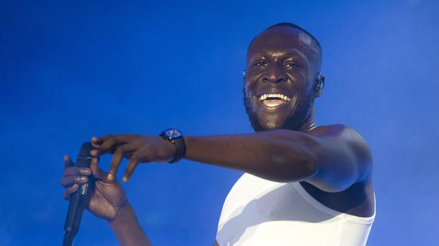 Stormzy was shortlisted for the Mercury Prize in 2017 for his debut album (Lesley Martin/PA)