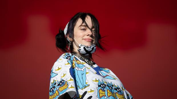 Billie Eilish will play in Reading on August 24, and in Leeds on August 25 (Aaron Chown/PA)