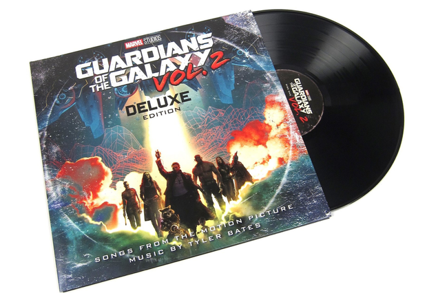 Is that a record? Vinyl sales have jumped by 12 per cent globally in 2019 (with the soundtrack to Guardians of the Galaxy 2 heading the charge)
