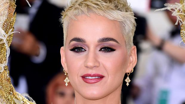 Katy Perry is among those ordered to pay 2.78 million dollars (Ian West/PA)