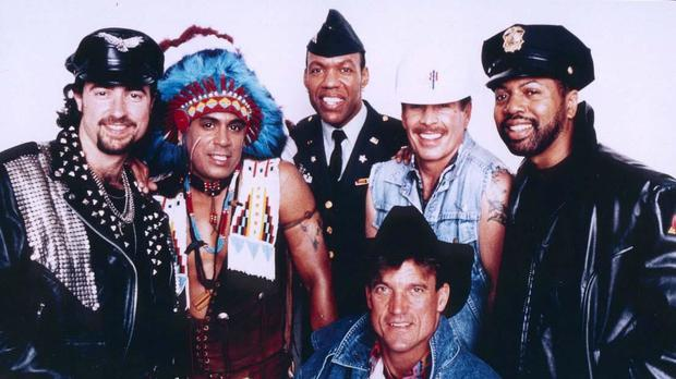 Village People had a number of hits in the 1970s (PA)