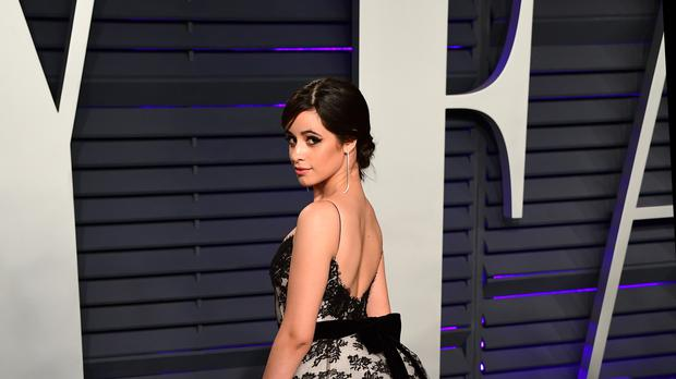 Camila Cabello told rumoured boyfriend Shawn Mendes 'I love you' as she wished him a happy birthday (Ian West/PA)