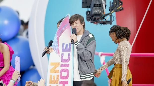 Taylor Swift, Avengers:Endgame and the Louis Tomlinson were among the winners at the Teen Choice Awards (Danny Moloshok/Invision/AP)
