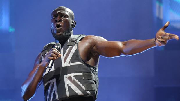 Stormzy will support two more students (Yui Mok/PA)