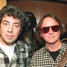 Graham Gouldman and Eric Stewart of 10cc (PA)