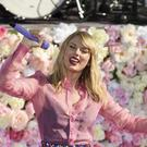 Taylor Swift said 'I couldn't be more proud' following the release of her highly anticipated album, Lover (Evan Agostini/Invision/AP)